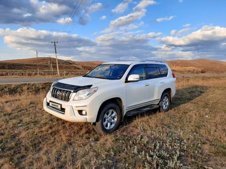 Toyota Land Cruiser Prado 2013 года за 13 500 000 тг. в Усть-Каменогорск – фото 14