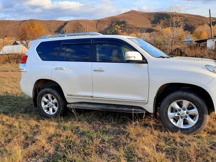Toyota Land Cruiser Prado 2013 года за 13 500 000 тг. в Усть-Каменогорск – фото 15