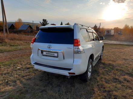 Toyota Land Cruiser Prado 2013 года за 13 500 000 тг. в Усть-Каменогорск – фото 16