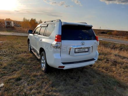 Toyota Land Cruiser Prado 2013 года за 13 500 000 тг. в Усть-Каменогорск – фото 18