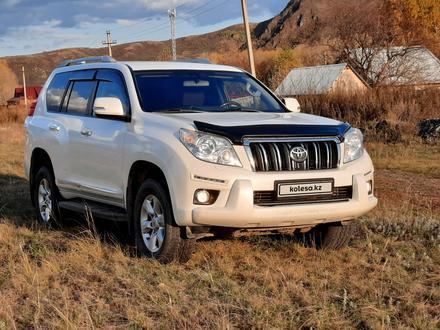 Toyota Land Cruiser Prado 2013 года за 13 500 000 тг. в Усть-Каменогорск – фото 2