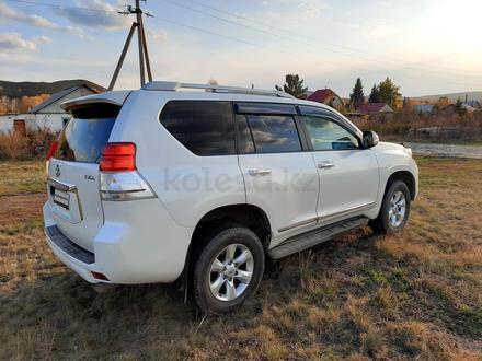 Toyota Land Cruiser Prado 2013 года за 13 500 000 тг. в Усть-Каменогорск – фото 3