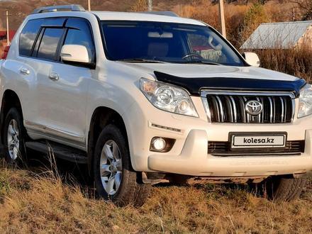 Toyota Land Cruiser Prado 2013 года за 13 500 000 тг. в Усть-Каменогорск – фото 5