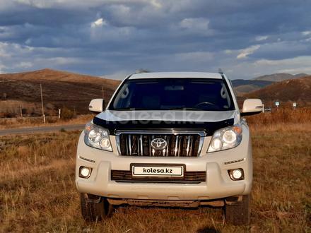 Toyota Land Cruiser Prado 2013 года за 13 500 000 тг. в Усть-Каменогорск – фото 7