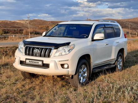 Toyota Land Cruiser Prado 2013 года за 13 500 000 тг. в Усть-Каменогорск – фото 8