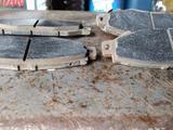 Задние тормозные колодки Б/У Akebono (Япония) за 2 000 тг. в Нур-Султан (Астана) – фото 3
