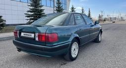 Audi 80 1993 года за 1 920 000 тг. в Караганда – фото 3