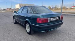 Audi 80 1993 года за 1 920 000 тг. в Караганда – фото 4