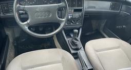 Audi 80 1993 года за 1 920 000 тг. в Караганда – фото 5