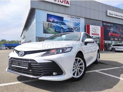 Toyota Camry Elegance 2021 года за 15 990 000 тг. в Уральск