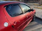 Peugeot 206 2008 года за 2 300 000 тг. в Павлодар – фото 4
