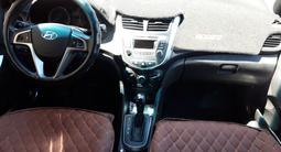 Hyundai Accent 2015 года за 4 700 000 тг. в Туркестан – фото 4