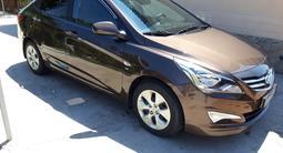 Hyundai Accent 2015 года за 4 700 000 тг. в Туркестан – фото 5