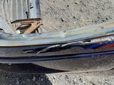 Бампер передний мерседес 210 за 75 000 тг. в Караганда – фото 3