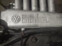 Контрактный двигатель Фольксваген Т4 1.9 2.0 2.4 2.5 дизель из… за 30 000 тг. в Уральск