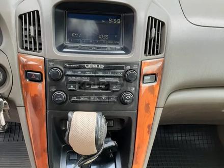 Lexus RX 300 1999 года за 4 000 000 тг. в Каскелен – фото 7
