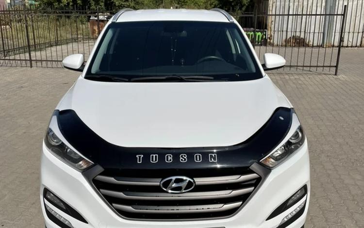 Hyundai Tucson 2018 года за 11 500 000 тг. в Караганда