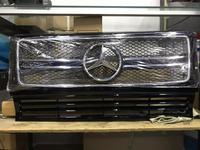 Решетка радиатора Mercedes-Benz G-Class w463 g63 g65 за 60 000 тг. в Нур-Султан (Астана)