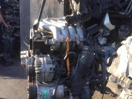 Двигатель на Фольксваген Гольф 4 APK 2.0 литра за 138 000 тг. в Алматы – фото 2
