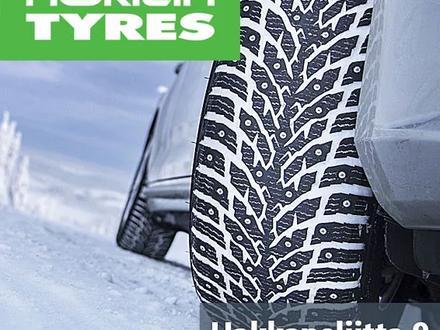 Зимние шипованные шины Nokian Hakkapeliitta 9 SUV275/45 r21 110t 315/40 r21 за 500 000 тг. в Алматы