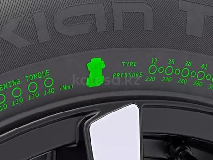 Зимние шипованные шины Nokian Hakkapeliitta 9 SUV275/45 r21 110t 315/40 r21 за 500 000 тг. в Алматы – фото 8