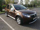 Renault Sandero Stepway 2014 года за 4 150 000 тг. в Шымкент