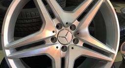 Новый комплект стильных дисков Mercedes r20 AMG за 440 000 тг. в Нур-Султан (Астана)