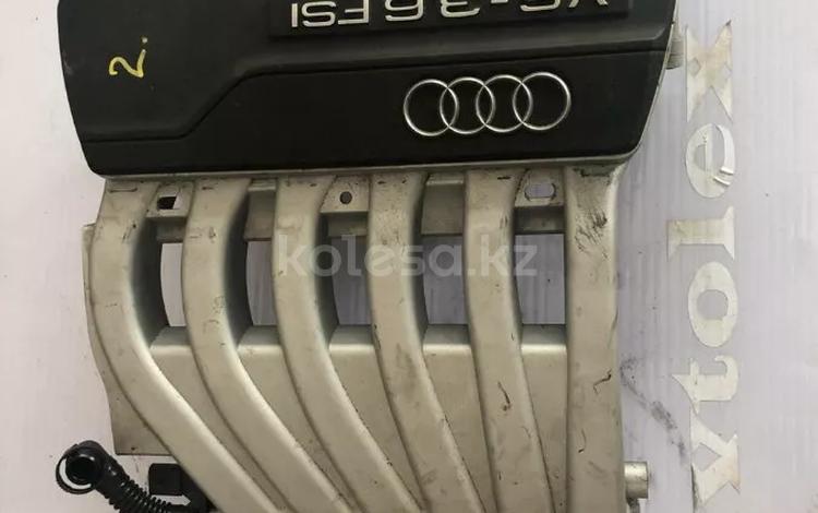 Коллектор впускной на Audi q7 в Алматы