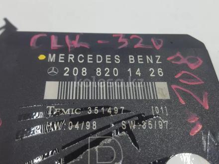 Блок комфорта Mercedes w208 за 28 697 тг. в Владивосток – фото 4