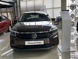 Volkswagen Polo Exclusive MPI AT 2021 года за 9 007 000 тг. в Актобе – фото 2