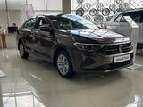 Volkswagen Polo Exclusive MPI AT 2021 года за 9 007 000 тг. в Актобе