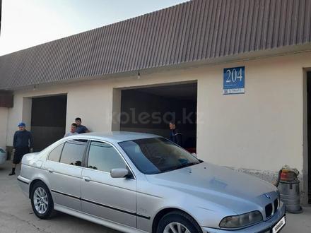 BMW 530 1996 года за 2 200 000 тг. в Шымкент – фото 11