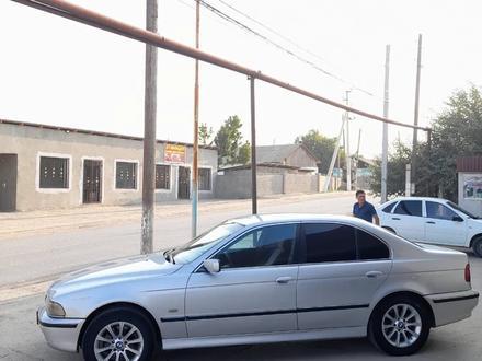 BMW 530 1996 года за 2 200 000 тг. в Шымкент – фото 12