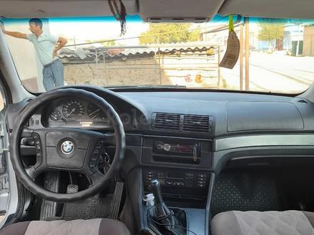 BMW 530 1996 года за 2 200 000 тг. в Шымкент – фото 3