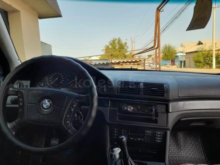 BMW 530 1996 года за 2 200 000 тг. в Шымкент – фото 7