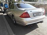Mercedes-Benz S 220 2001 года за 3 800 000 тг. в Алматы