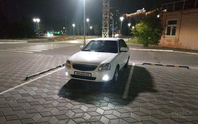 ВАЗ (Lada) Priora 2172 (хэтчбек) 2013 года за 1 900 000 тг. в Нур-Султан (Астана)