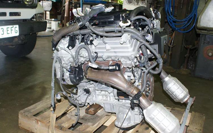 Контрактный двигатель за 555 тг. в Алматы