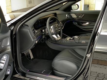 Mercedes-Benz S 63 AMG 2018 года за 55 500 000 тг. в Алматы – фото 10