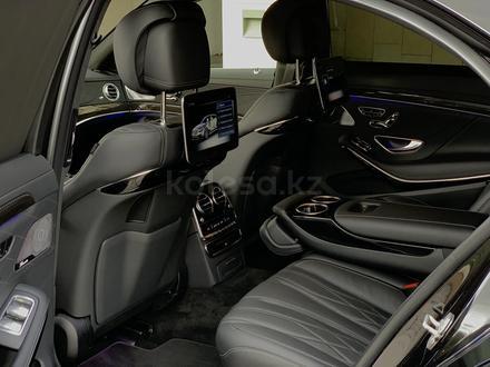 Mercedes-Benz S 63 AMG 2018 года за 55 500 000 тг. в Алматы – фото 16