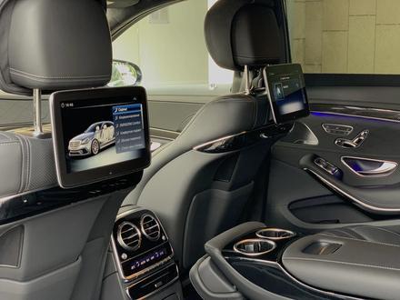Mercedes-Benz S 63 AMG 2018 года за 55 500 000 тг. в Алматы – фото 17