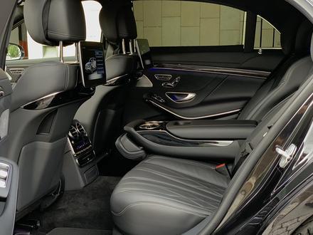 Mercedes-Benz S 63 AMG 2018 года за 55 500 000 тг. в Алматы – фото 18