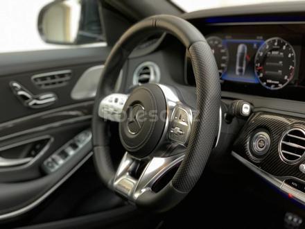 Mercedes-Benz S 63 AMG 2018 года за 55 500 000 тг. в Алматы – фото 23