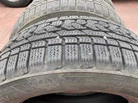 Почти новые зимние шины за 90 000 тг. в Алматы
