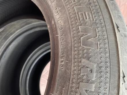 Почти новые зимние шины за 90 000 тг. в Алматы – фото 4