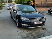 Volkswagen Passat 2012 года за 6 300 000 тг. в Алматы