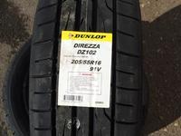 Dunlop 205/55r16 Direzza DZ102 за 25 000 тг. в Алматы