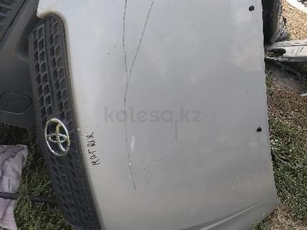 Капот Тойота Матрикс Toyota matrix за 100 000 тг. в Алматы – фото 2