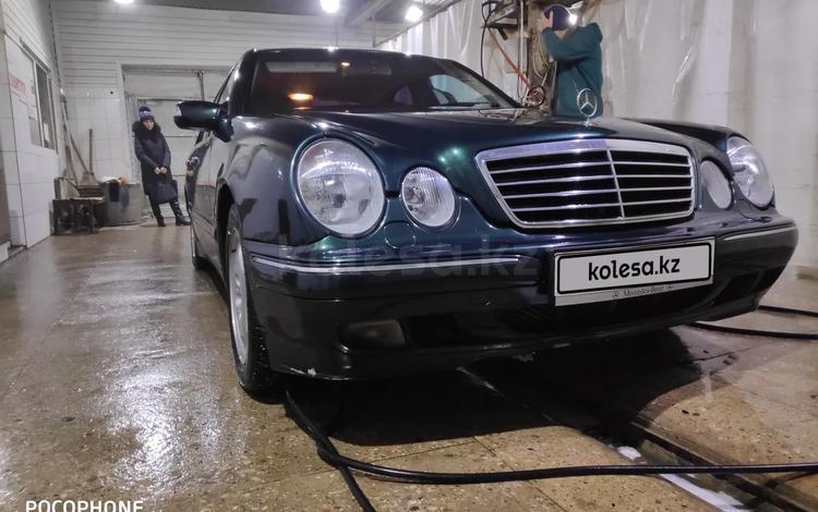 Mercedes-Benz E 240 2001 года за 2 800 000 тг. в Актобе