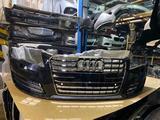 Бампер Audi A7 дорестайлинг в сборе за 270 000 тг. в Алматы